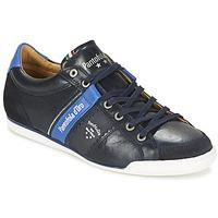 Sko Herre Lave sneakers Pantofola d'Oro SAVIO ROMAGNA UOMO LOW Blå