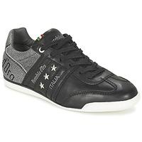 Sko Herre Lave sneakers Pantofola d'Oro IMOLA FUNKY UOMO LOW Sort