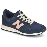 Sko Dame Lave sneakers New Balance CW620 Marineblå