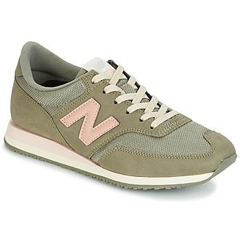 Sko Dame Lave sneakers New Balance CW620 KAKI