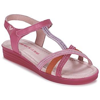 Sko Pige Sandaler Agatha Ruiz de la Prada BINETTE Pink