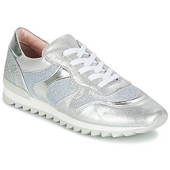 Sko Pige Lave sneakers Unisa DAYTONA Sølv