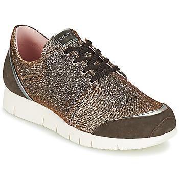 Sko Dame Lave sneakers Unisa BOMBA Sølv