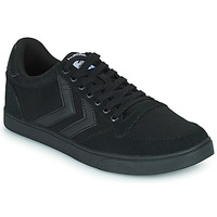 Sko Herre Lave sneakers Hummel TEN STAR TONAL LOW Sort