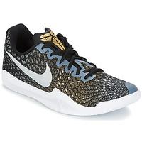 Sko Herre Basketstøvler Nike MAMBA INSTINCT Sort / Hvid