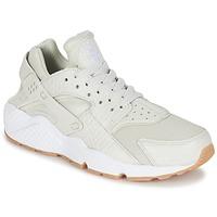 Sko Dame Lave sneakers Nike AIR HUARACHE RUN SE W Grå