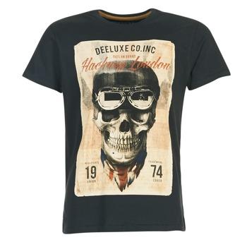 textil Herre T-shirts m. korte ærmer Deeluxe CLEM Grå / BEIGE