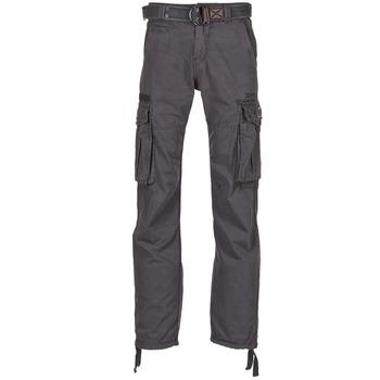 textil Herre Cargo bukser Deeluxe TROPERY Grå