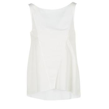 textil Dame Toppe / T-shirts uden ærmer Desigual ROMINESSA Hvid