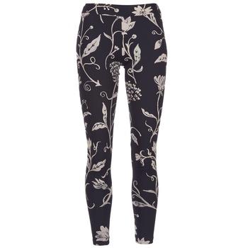 textil Dame Leggings Desigual CAMIOLES Sort / Grå
