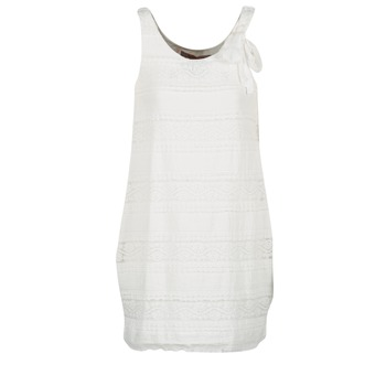 textil Dame Korte kjoler Desigual KERASO Hvid
