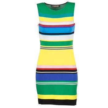 textil Dame Korte kjoler Desigual LIURASE Flerfarvet