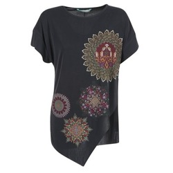 textil Dame Tunikaer Desigual GRIZULLO Sort