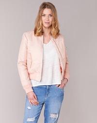 textil Dame Jakker Schott BOMBER BY SCHOTT Pink