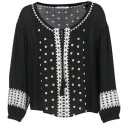 textil Dame Toppe / Bluser See U Soon 7117029 Sort