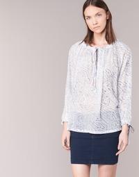 textil Dame Toppe / Bluser See U Soon 7111084 Hvid
