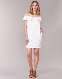 textil Dame Korte kjoler See U Soon 7123017 Hvid