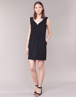 textil Dame Korte kjoler See U Soon 7121047 Sort
