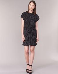 textil Dame Korte kjoler See U Soon 7121114 Sort