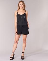 textil Dame Buksedragter / Overalls See U Soon 7191003 Sort