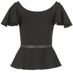 textil Dame Toppe / Bluser Diesel T SONAI Sort