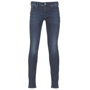 textil Herre Smalle jeans Diesel SLEENKER Blå / 0854E