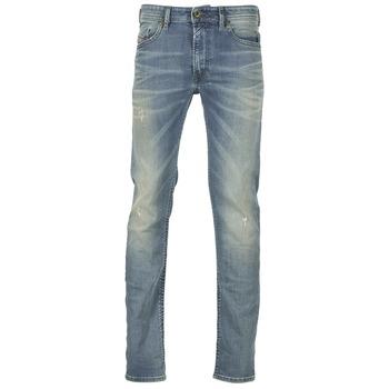 textil Herre Jeans - skinny Diesel THOMMER Blå / 0845F