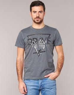 textil Herre T-shirts m. korte ærmer Diesel T DIEGO NE Grå