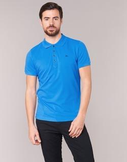 textil Herre Polo-t-shirts m. korte ærmer Diesel T HEAL Blå