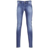 textil Herre Smalle jeans Diesel SLEENKER Blå / 0681N