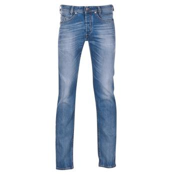 textil Herre Smalle jeans Diesel AKEE Blå / 084DF
