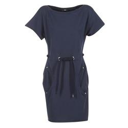 textil Dame Korte kjoler Diesel D SOSNA Marineblå