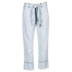 textil Dame Løstsiddende bukser / Haremsbukser Diesel DE JAMA Blå