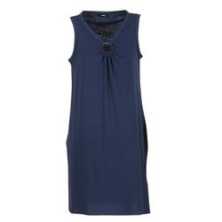 textil Dame Korte kjoler Diesel D ISBEL Marineblå