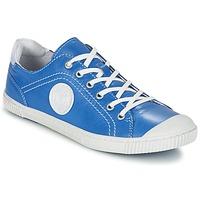 Sko Dame Lave sneakers Pataugas BAHER F2C Blå
