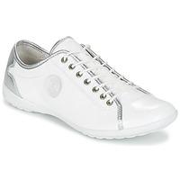 Sko Dame Lave sneakers Pataugas NINA/V F2C Hvid
