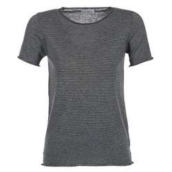textil Dame T-shirts m. korte ærmer Casual Attitude GENIUS Marineblå