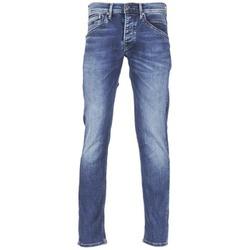 textil Herre Lige jeans Pepe jeans TRACK Blå / N45