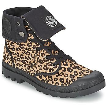 Sko Dame Støvler Palladium BAGGY PN Leopard