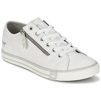 Sko Dame Lave sneakers Mustang RADU Hvid
