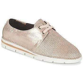 Sko Dame Lave sneakers Hispanitas DEDEDOLI Sølv