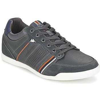 Sko Herre Lave sneakers Kappa SAWATI Sort