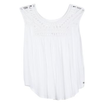 textil Dame Toppe / T-shirts uden ærmer Rip Curl AMOROSA TOP Hvid