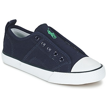 Sko Dreng Lave sneakers Ralph Lauren RYLAND Marineblå