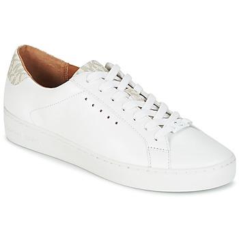 Sko Dame Lave sneakers MICHAEL Michael Kors IRVING LACE UP Hvid