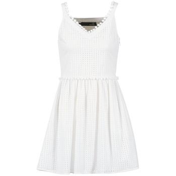 textil Dame Korte kjoler Love Moschino WVF3880 Hvid