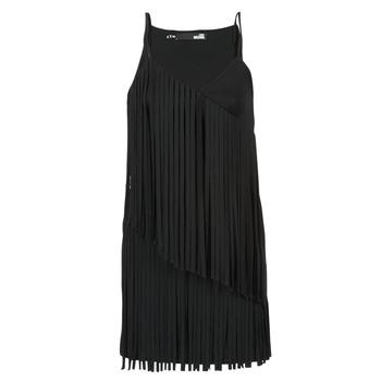 textil Dame Korte kjoler Love Moschino W595800 Sort