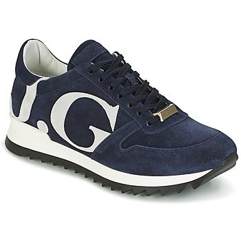 Sko Herre Lave sneakers John Galliano 2424DA Blå / Hvid