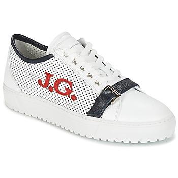 Sko Herre Lave sneakers John Galliano 2477CA Hvid