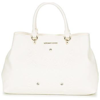 Tasker Dame Skuldertasker Versace Jeans E1VPBBF5 Hvid
